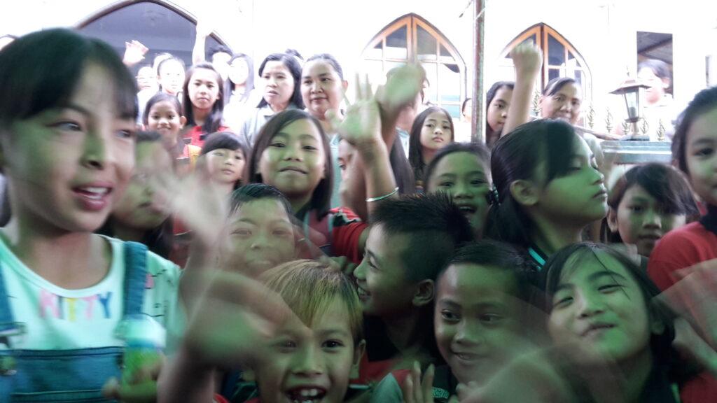 Compassion - Kinder im Kinderzentrum 1