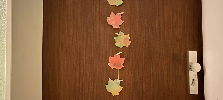 Herbstdeko - Basteln