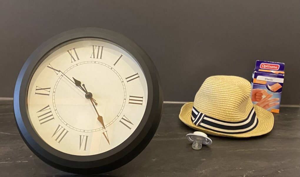 Alles hat seine Zeit - Urlaub, Krankheit, Babyzeit...